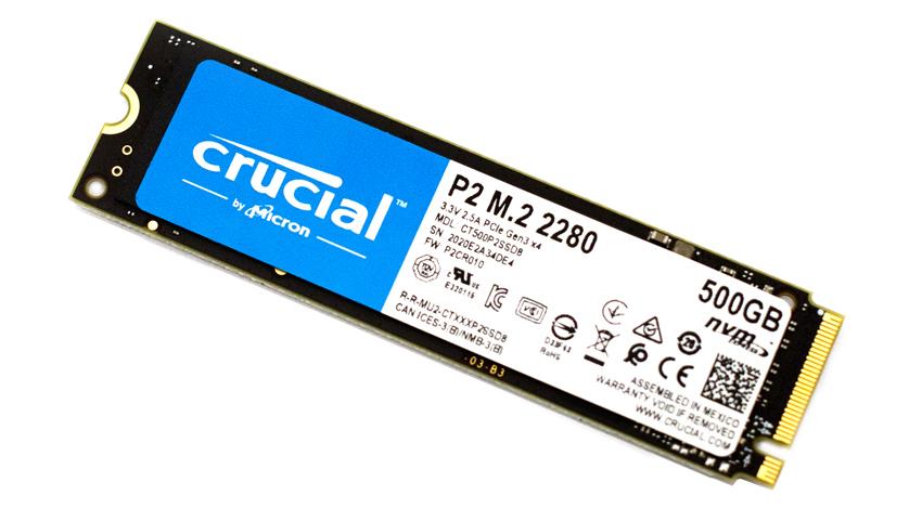 Crucial P2