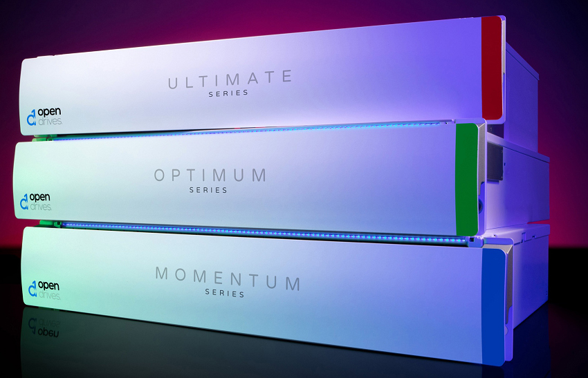 OpenDrives Ultra Hardware Platform
