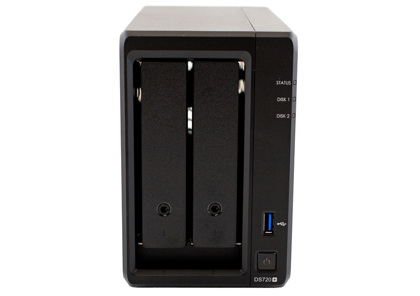 Synology DS720+ front