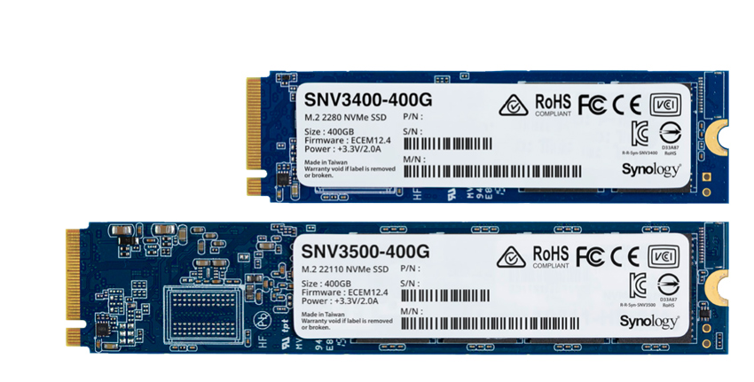 Synology SSD Line M.2