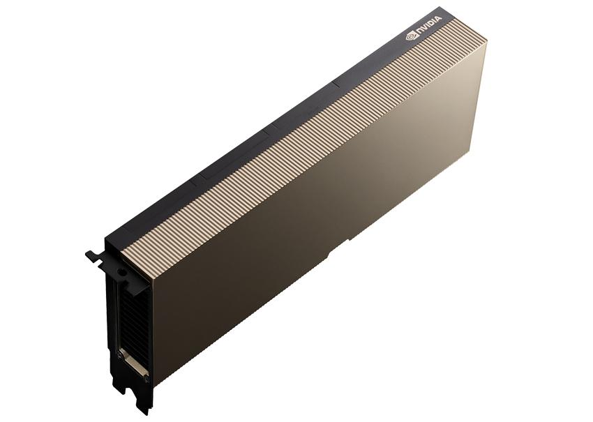 NVIDIA ISC A100 GPU