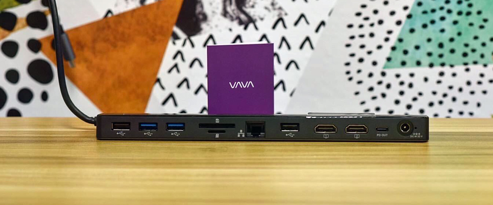 VAVA 12-in-1 Docking Station LS