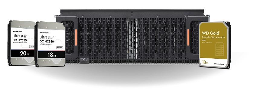 Western Digital Capacity-Enterprise