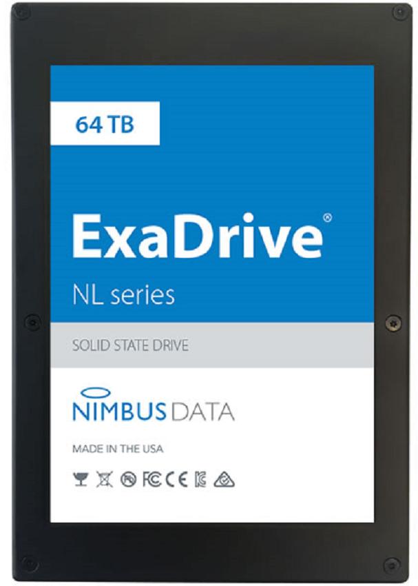 Nimbus 64TB QLC