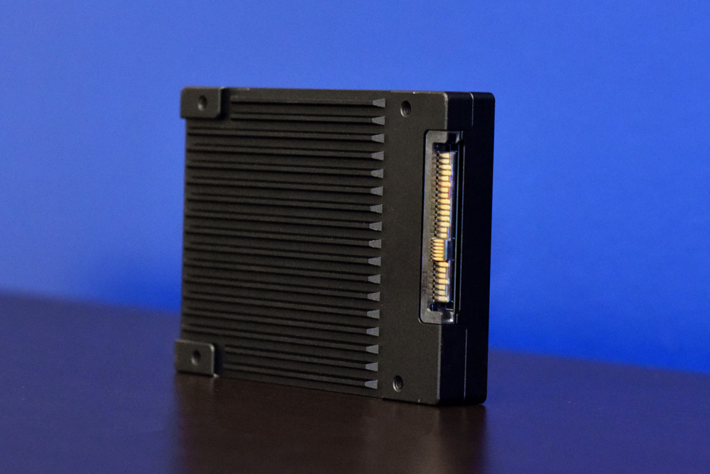 DapuStor H3100 SSD Rear