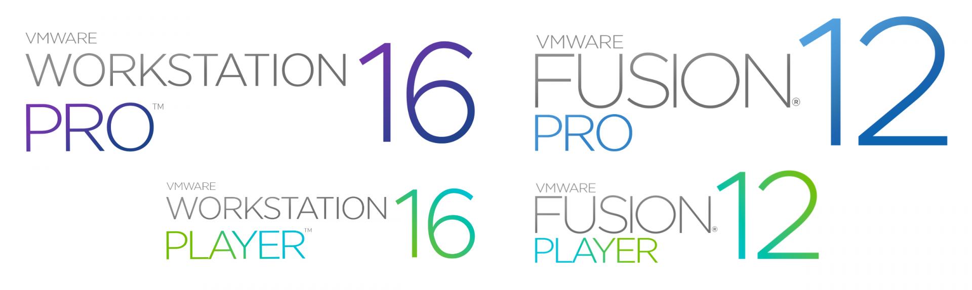 VMware Workstation 16 & Fusion 12 Announced ...