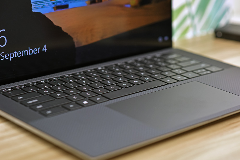 dell precision 5550 4k keyboard