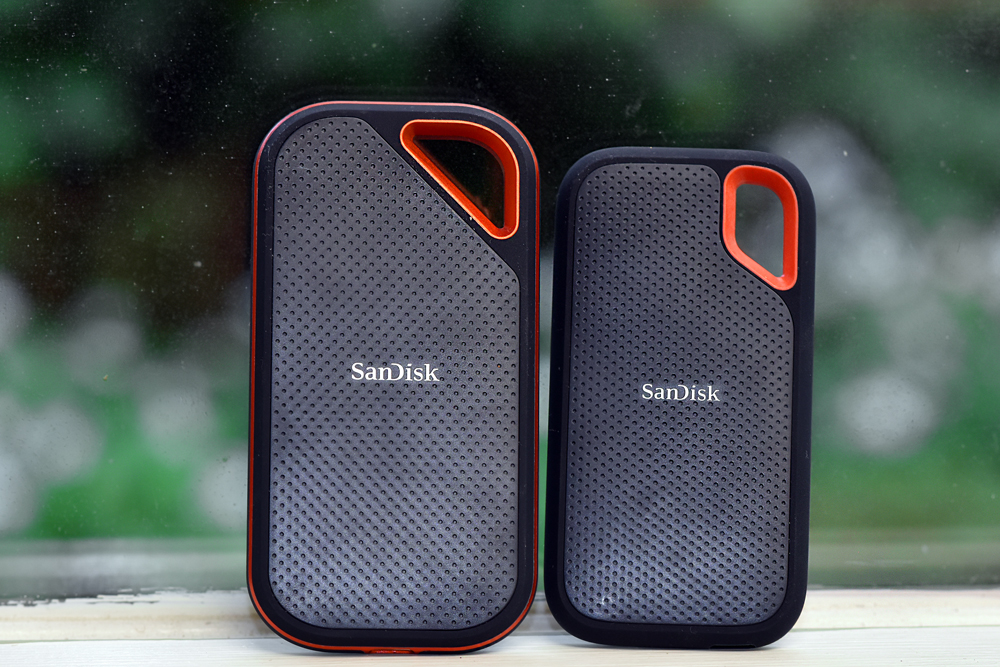 Sandisk Extreme Pro SSD Together 3