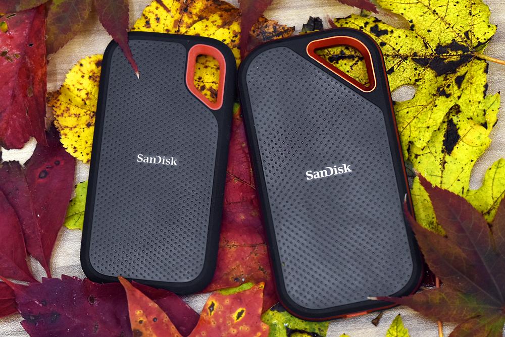 Sandisk Extreme Pro SSD Together