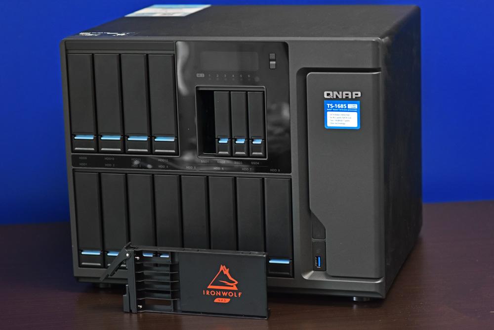 Seagate Ironwolf 125 SSD (1TB) lifestyle 1