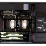 Lenovo ThinkStation P920 open