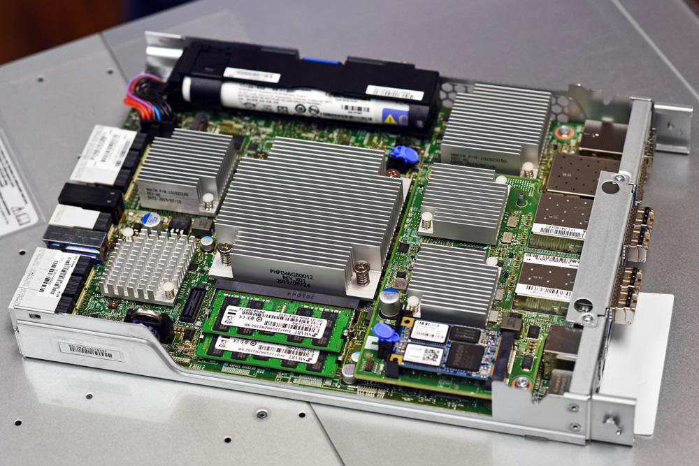netapp c190 inside