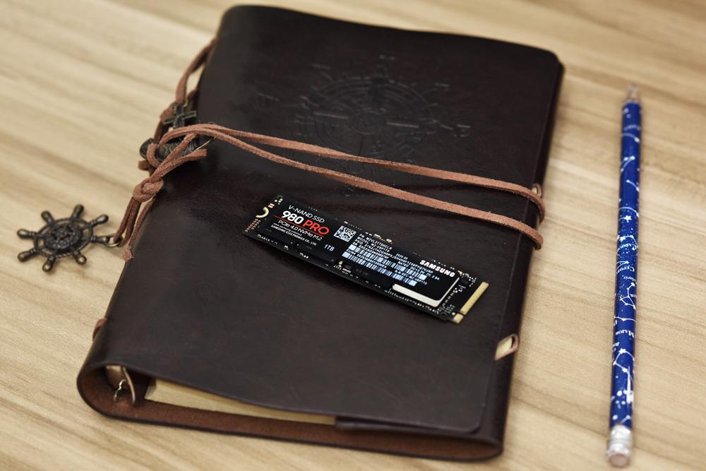 Samsung SSD 980 PRO notebook