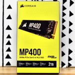 Corsair MP400 SSD Box