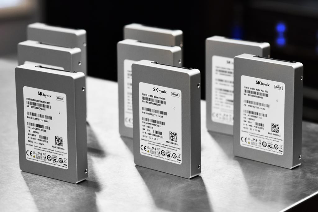 SK hynix PCIe Gen4 SSD