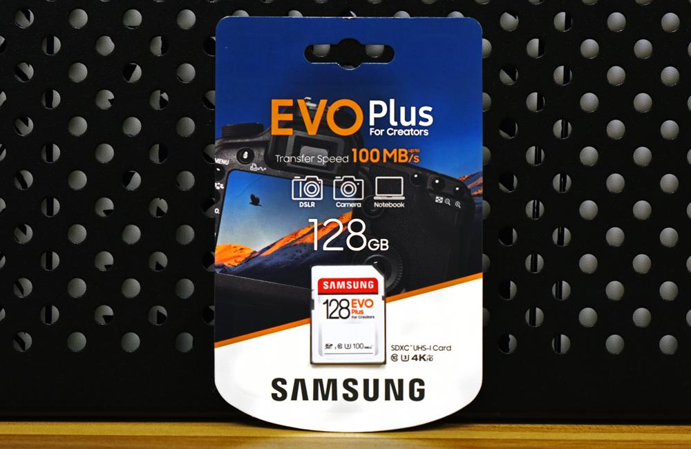 Samsung 128 evo plus ssd box