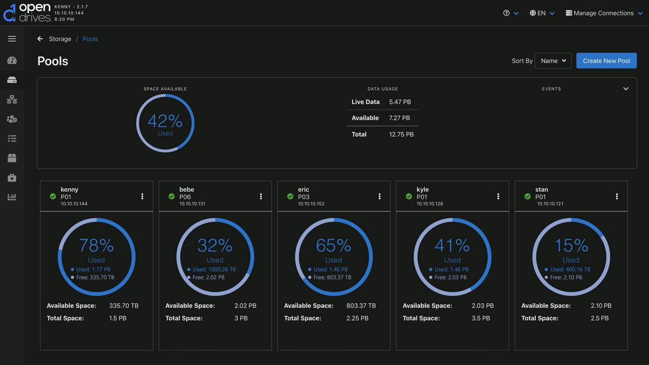 OpenDrives Atlas 2.1