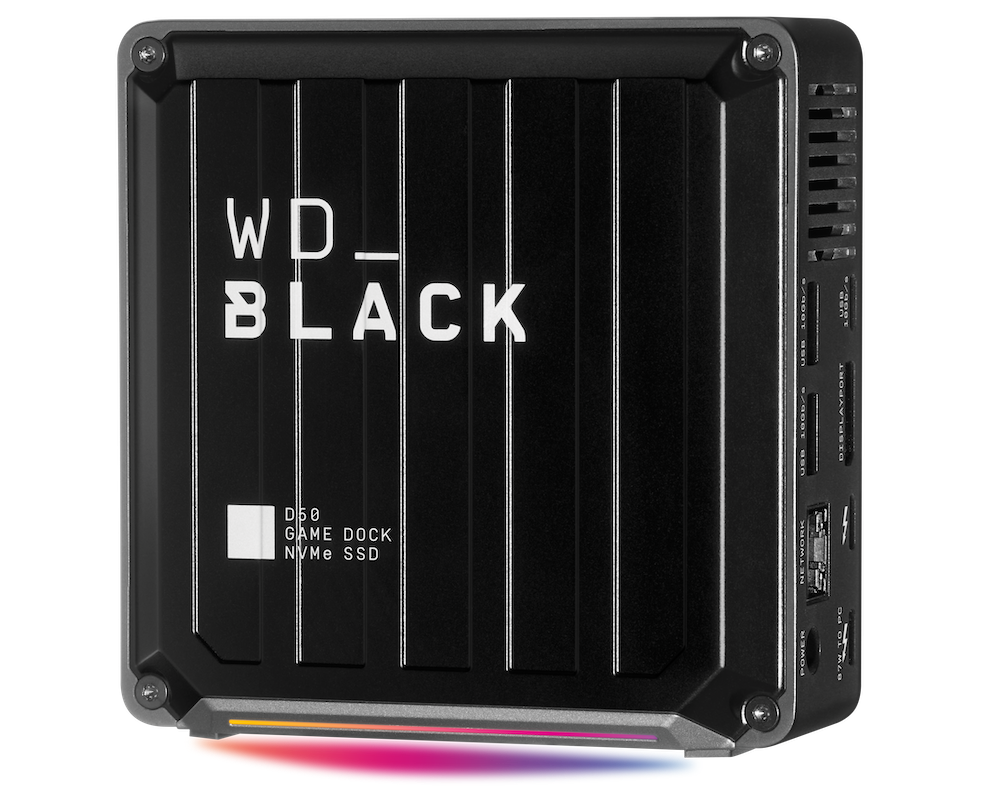 WD_BLACK Gaming dock