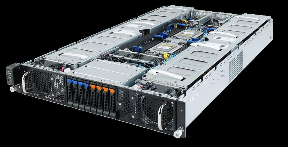 GPU-Centric Servers dense
