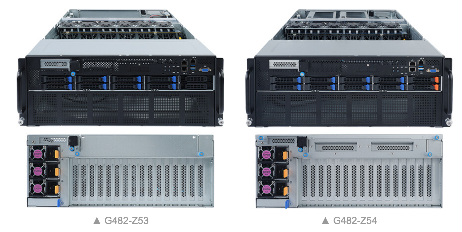 GPU-Centric Servers