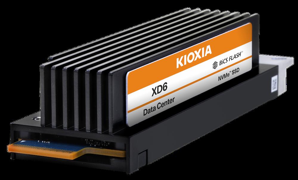 KIOXIA XD6