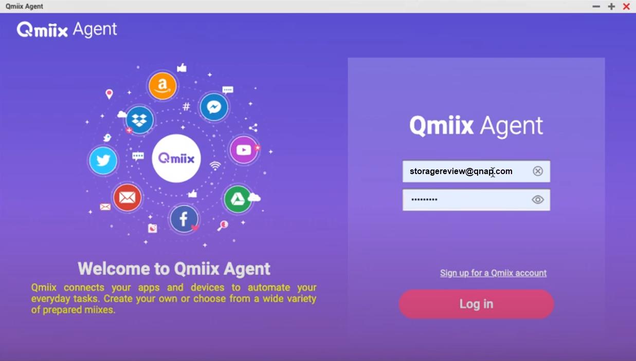 QNAP Qmiix workflow automation 2