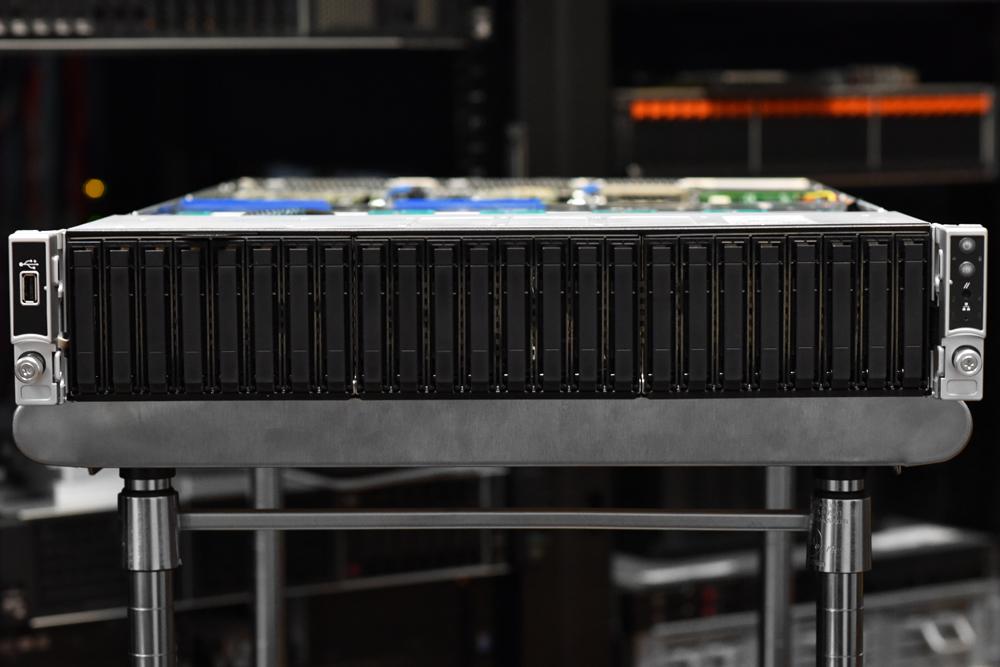 StorOne server front