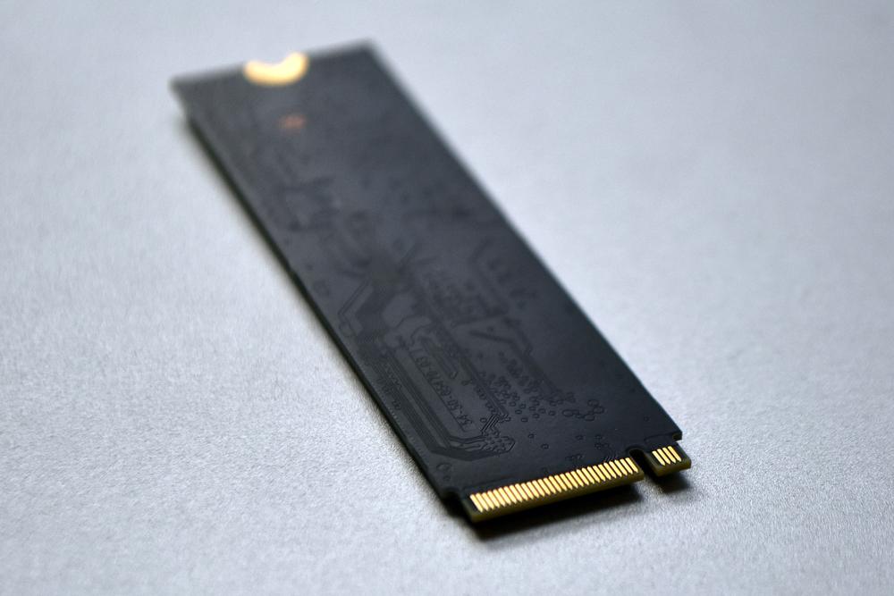 WD_Black SN850 SSD back