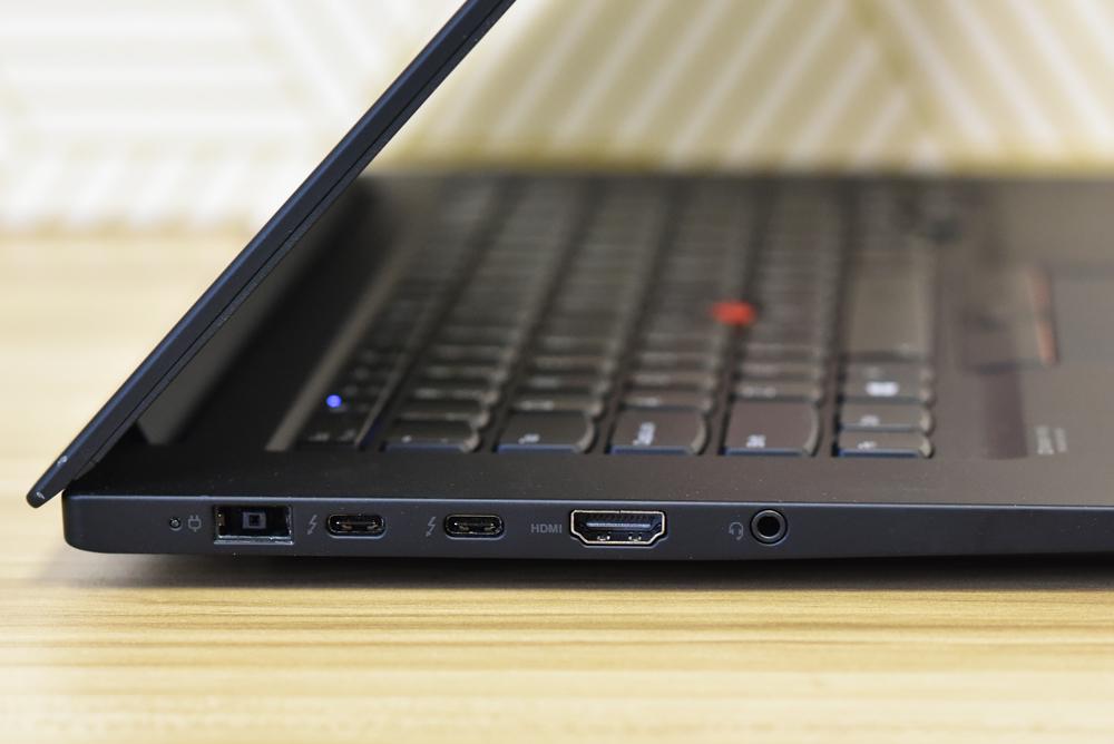 Lenovo thinkpad p1 ports