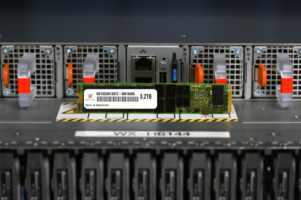 Netlist NS1552 SSD lifestyle