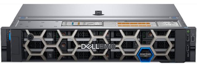 Dell EMC Azure Stack HCI