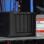 Synology ds1621 with drive
