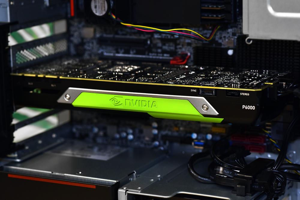 Lenovo p620 GPU