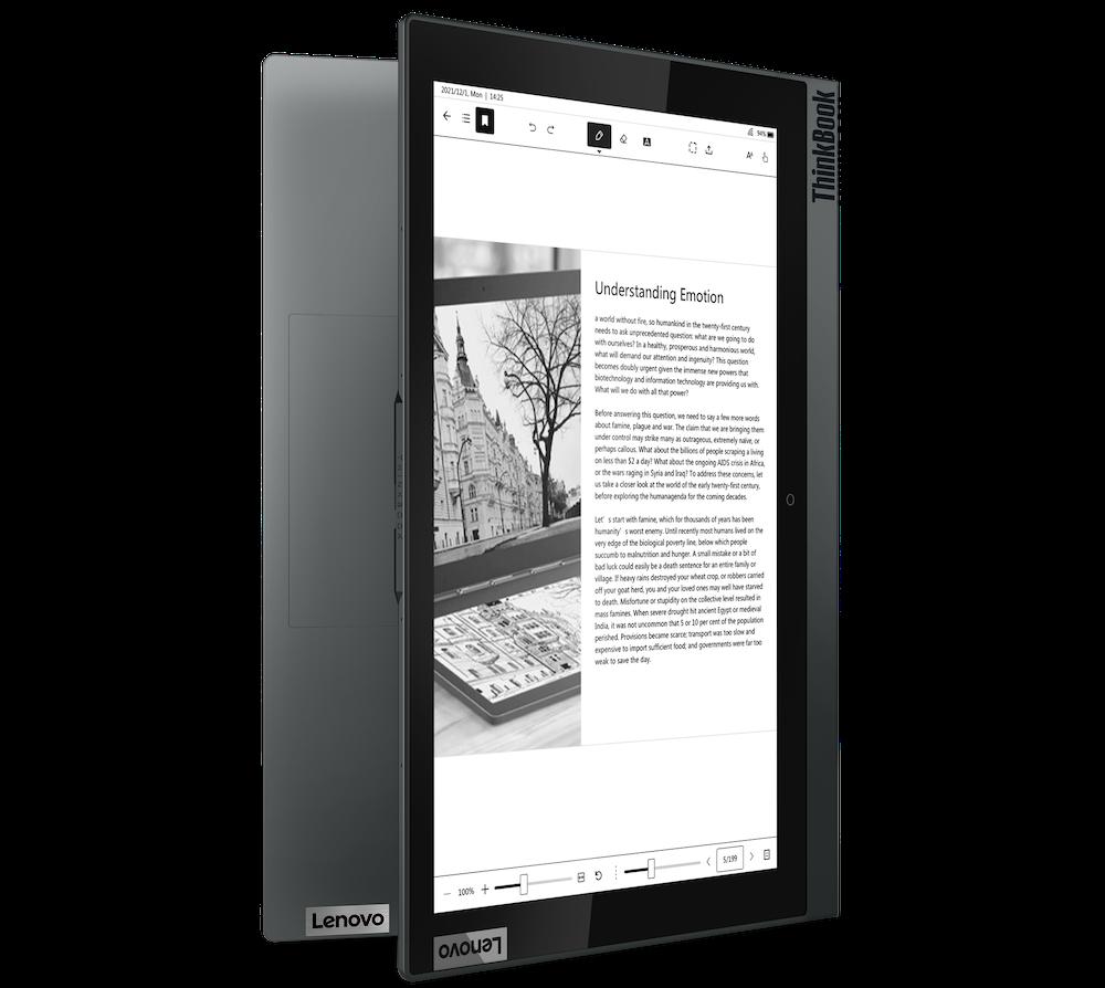 Lenovo ThinkBooks CES