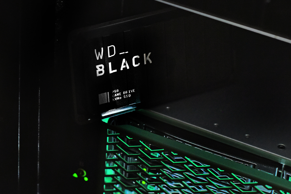 WD_Black P50 SSD front