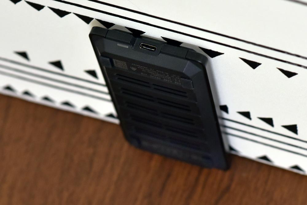 WD_Black P50 SSD port