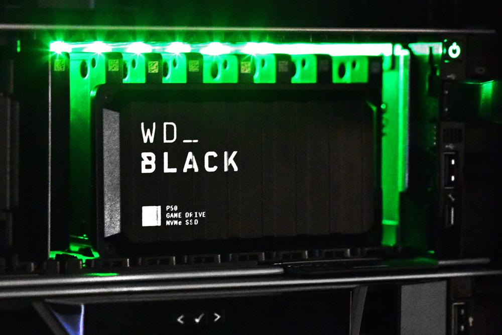 WD_Black P50 SSD