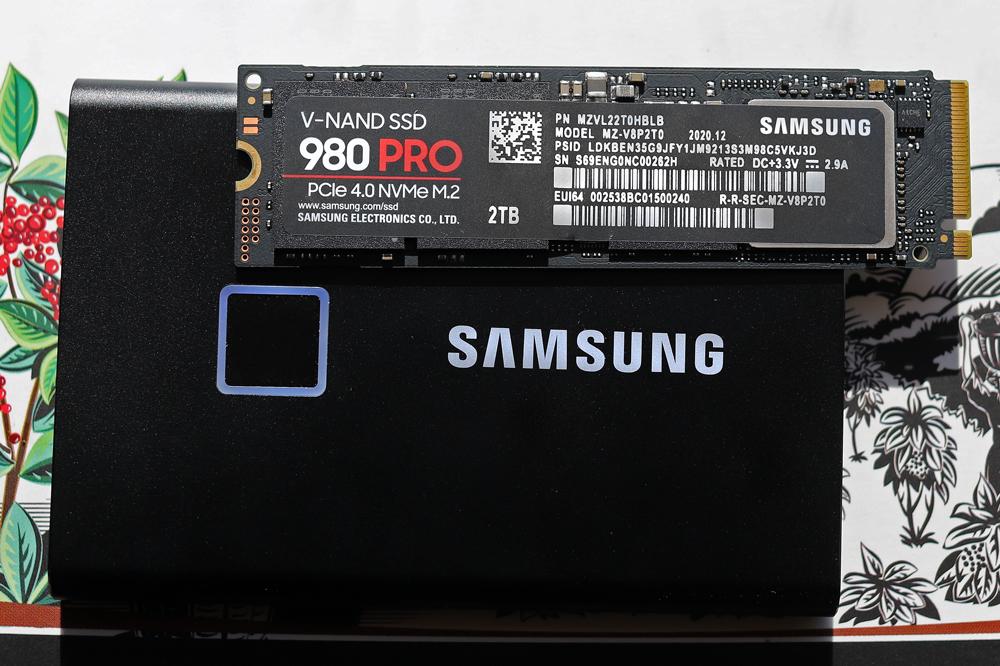 Samsung 980 pro 2tb lifestyle
