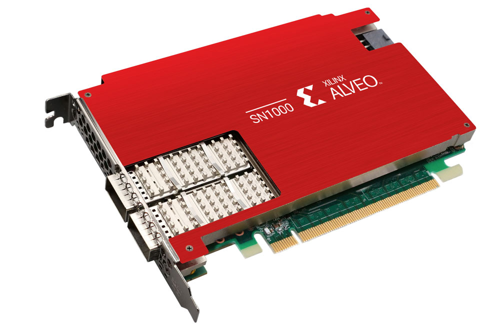 Xilinx Alveo SmartNIC SN1000