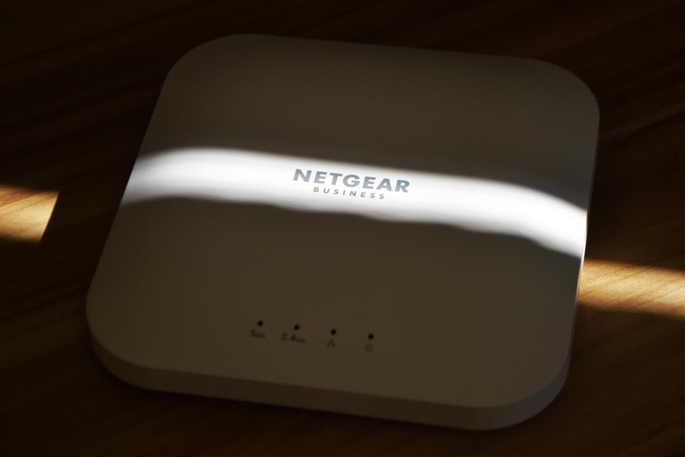 Netgear WAX214 logo