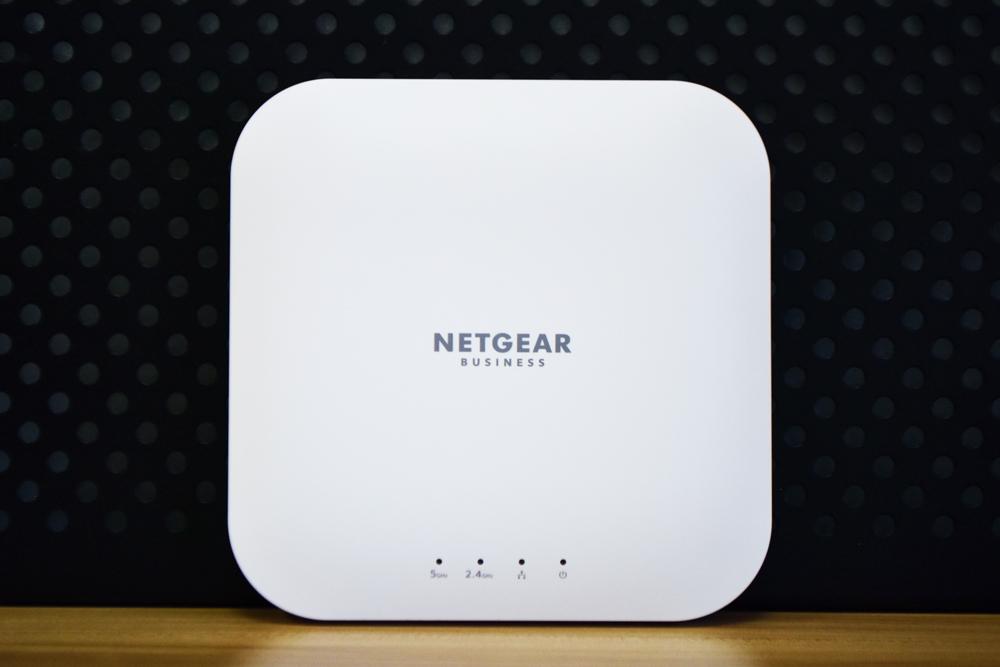 Netgear WAX214 front