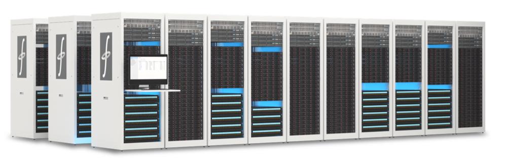 Fungible Data Center