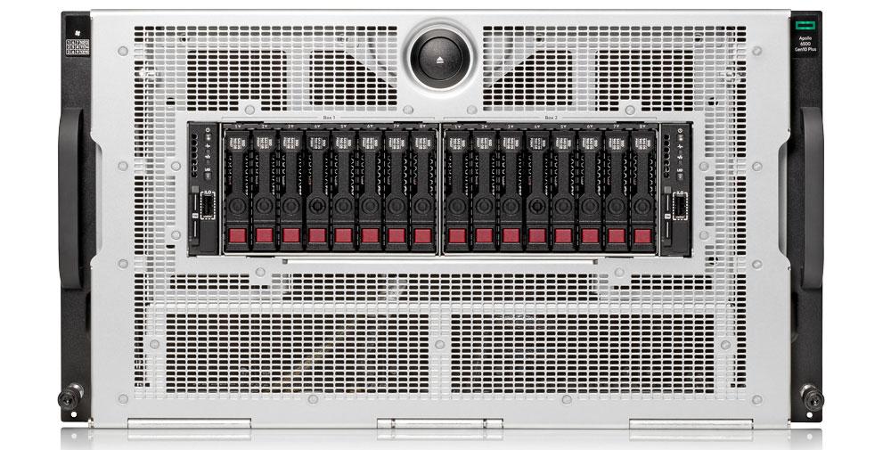 HPE AMD EPYC 7003 apollo