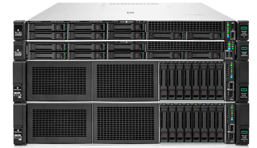 HPE AMD EPYC 7003 ProLiant