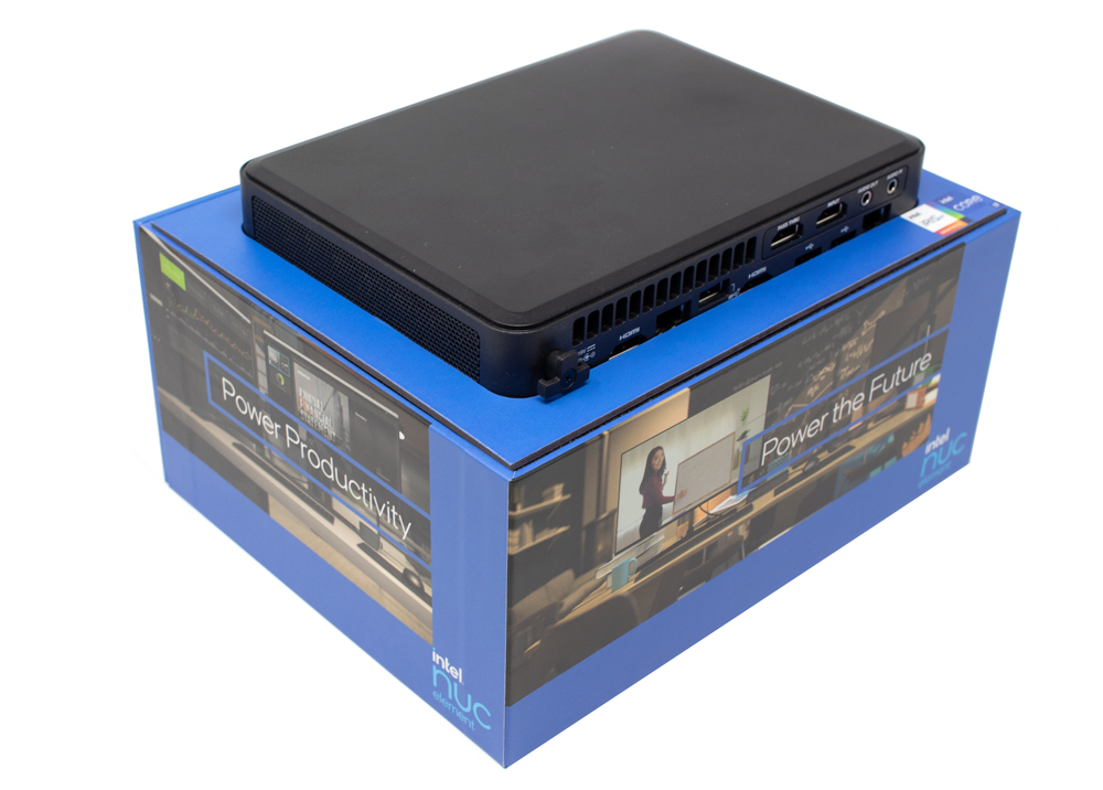 Intel NUC 11 box