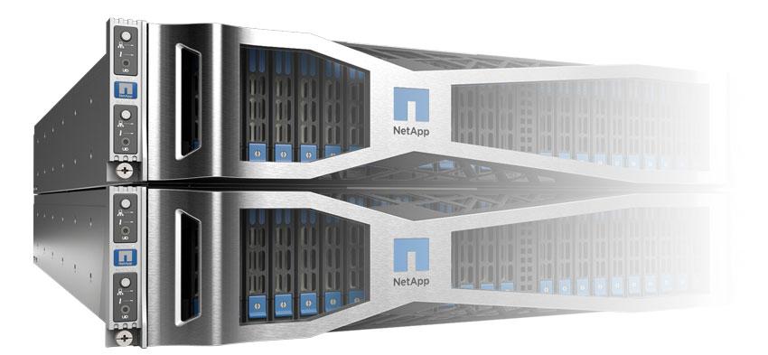 NetApp HCI appliance