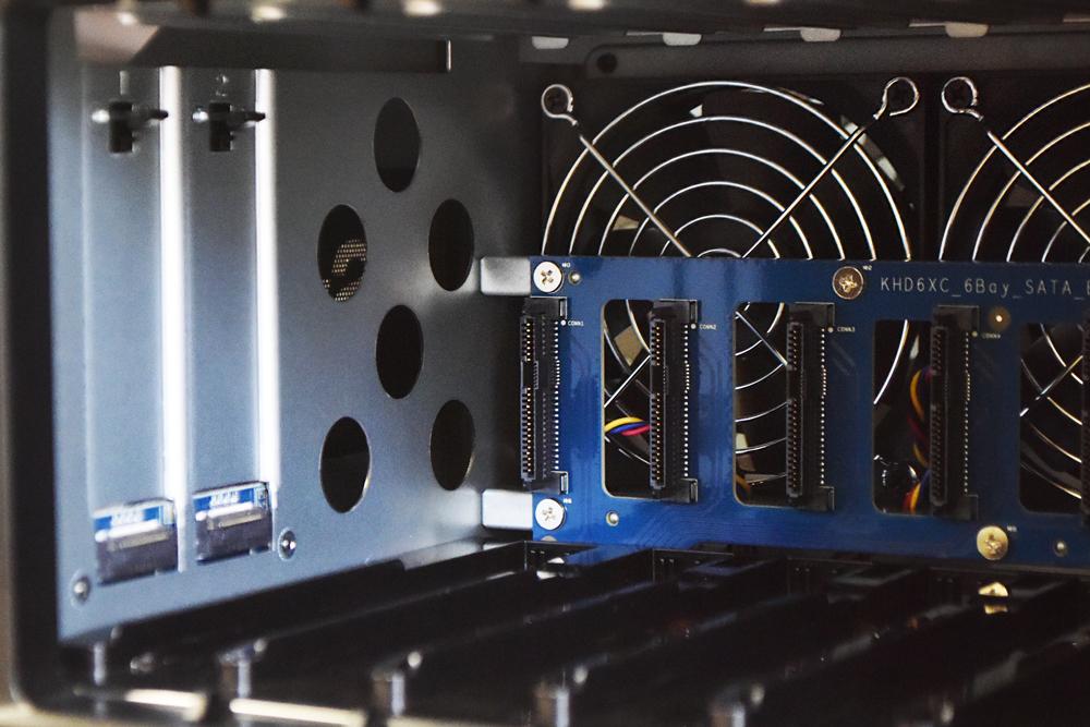 Synology DiskStation DS1621+ m.2 slot