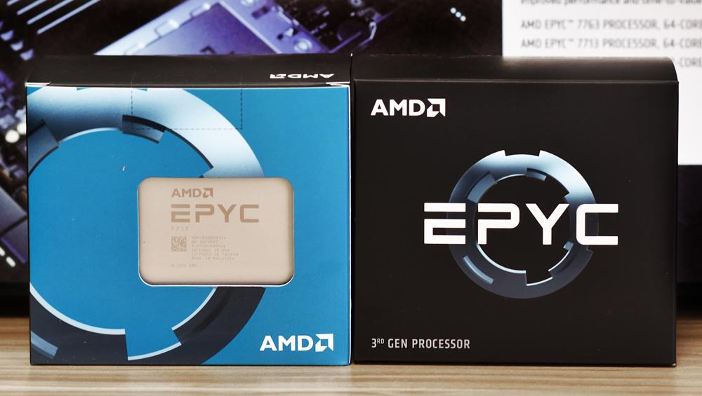 AMD third gen box