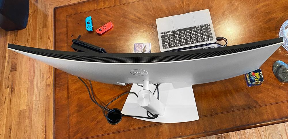 Dell ultrasharp u3821dw curve