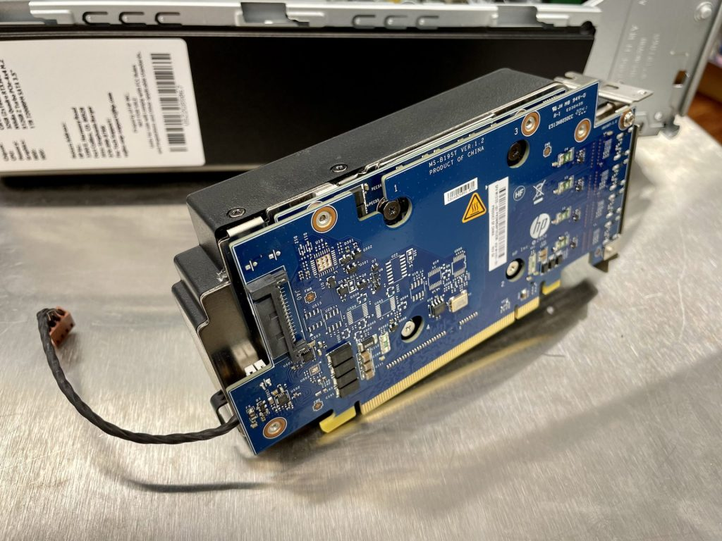 HP Z2 SFF G8 GPU